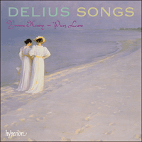 Cover of CDA67594 - Delius: Songs