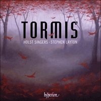 Cover of CDA67601 - Tormis: Choral Music