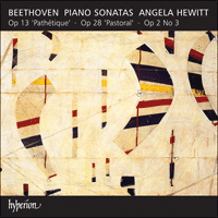 Cover of CDA67605 - Beethoven: Piano Sonatas, Vol. 2