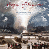 Cover of CDA67612 - Organ Fireworks, Vol. 12