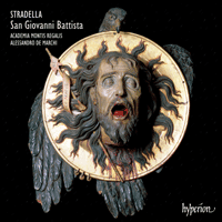 Cover of CDA67617 - Stradella: San Giovanni Battista