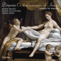 Cover of CDA67621 - Porpora: Or s� m�avveggio, oh Amore