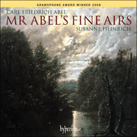 Cover of CDA67628 - Abel: Mr Abel's Fine Airs