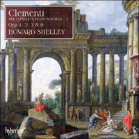 CDA67632 - Clementi: The Complete Piano Sonatas, Vol. 1