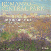 Cover of CDA67644 - Ives: Romanzo di Central Park