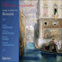 Cover of CDA67647 - Rossini: Soir�es musicales