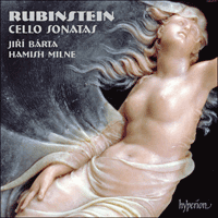 CDA67660 - Rubinstein: Cello Sonatas