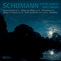 CDA67661 - Schumann: Music for cello & piano