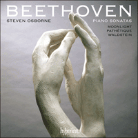 Cover of CDA67662 - Beethoven: Piano Sonatas