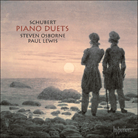 Cover of CDA67665 - Schubert: Piano Duets