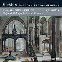 Cover of CDA67666 - Buxtehude: The Complete Organ Works, Vol. 1 � Helsingor Cathedral, Denmark