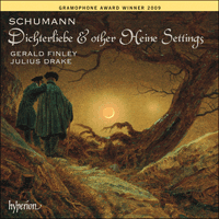 Cover of CDA67676 - Schumann: Dichterliebe & other Heine Settings