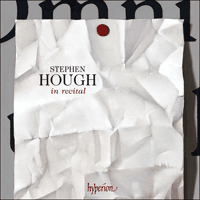 CDA67686 - Stephen Hough in recital