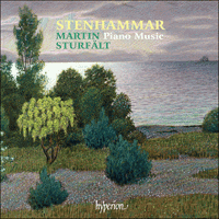 Cover of CDA67689 - Stenhammar: Piano Music