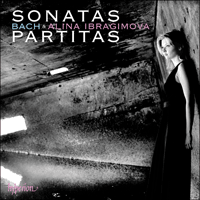 Cover of CDA67691/2 - Bach: Sonatas and Partitas for solo violin