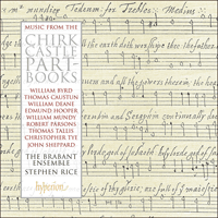Cover of CDA67695 - Music from the Chirk Castle Part-Books