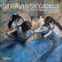 CDA67697 - Stravinsky: The Fairy's Kiss & Sc�nes de ballet