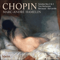 Cover of CDA67706 - Chopin: Piano Sonatas Nos 2 & 3