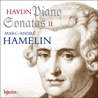 Cover of CDA67710 - Haydn: Piano Sonatas, Vol. 2