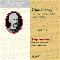 Cover of CDA67711/2 - Tchaikovsky: Piano Concertos