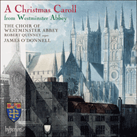 Cover of CDA67716 - A Christmas Caroll from Westminster Abbey
