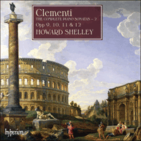 Cover of CDA67717 - Clementi: Piano Sonatas, Vol. 2