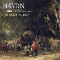 Cover of CDA67719 - Haydn: Piano Trios, Vol. 1