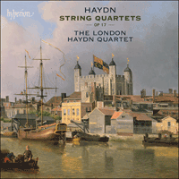 Cover of CDA67722 - Haydn: String Quartets Op 17