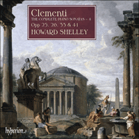 CDA67738 - Clementi: The Complete Piano Sonatas, Vol. 4
