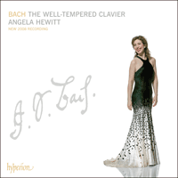 Cover of CDA67741/4 - Bach: The Well-tempered Clavier