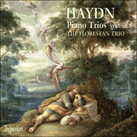 Cover of CDA67757 - Haydn: Piano Trios, Vol. 2