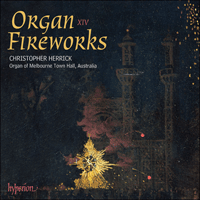 Cover of CDA67758 - Organ Fireworks, Vol. 14