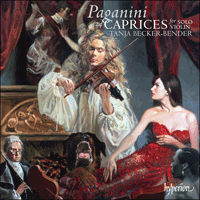 Cover of CDA67763 - Paganini: 24 Caprices