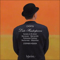 Cover of CDA67764 - Chopin: Late Masterpieces