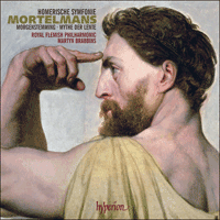 Cover of CDA67766 - Mortelmans: Homerische symfonie & other orchestral works