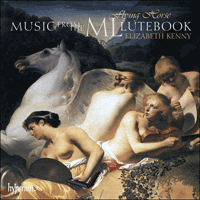 CDA67776 - Flying Horse � Music from the ML Lutebook