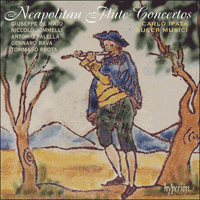 Cover of CDA67784 - Neapolitan Flute Concertos, Vol. 1