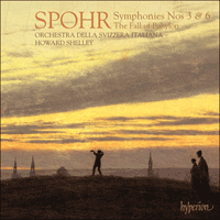 Cover of CDA67788 - Spohr: Symphonies Nos 3 & 6