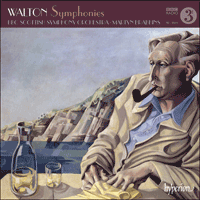 Cover of CDA67794 - Walton: Symphonies