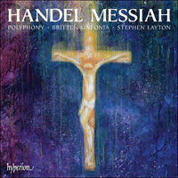 Cover of CDA67800 - Handel: Messiah