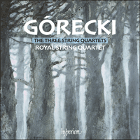 CDA67812 - G�recki: String Quartets