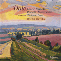 Cover of CDA67827 - Dale: Piano Music