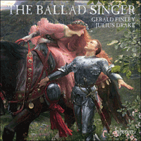 Cover of CDA67830 - The Ballad Singer