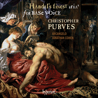 CDA67842 - Handel: Handel's Finest Arias for Base Voice