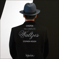 Cover of CDA67849 - Chopin: The Complete Waltzes