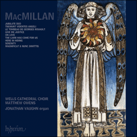 Cover of CDA67867 - MacMillan: Choral Music