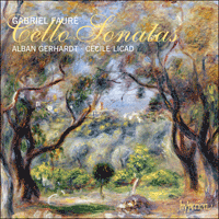 CDA67872 - Fauré: Cello Sonatas
