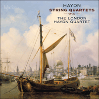 Cover of CDA67877 - Haydn: String Quartets Op 20