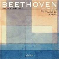 Cover of CDA67879 - Beethoven: Bagatelles