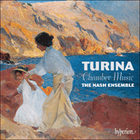 Cover of CDA67889 - Turina: Chamber Music